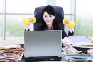 Training at Work Boosts Your Brain Power and Productivity