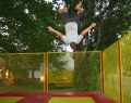 High Flying Fitness in Trampoline Workouts